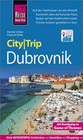 Reise Know-How CityTrip Dubrovnik (mit Rundgang zu Game of Thrones)