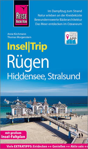 Reise Know-How InselTrip Rügen, Hiddensee und Stralsund
