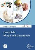 Lernspiele Pflege und Gesundheit, Kopiervorlagen