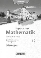 Bigalke/Köhler: Mathematik - Brandenburg - Ausgabe 2019: Bigalke/Köhler: Mathematik - Brandenburg - Ausgabe 2019 - 12. Schuljahr