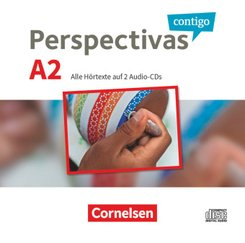 Perspectivas contigo: Perspectivas contigo - Spanisch für Erwachsene - A2