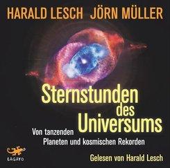 Sternstunden des Universums, Audio-CD, MP3