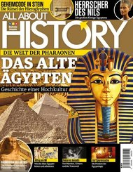 All About History - Die Welt der Pharaonen
