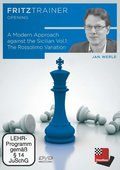 A Modern Approach against the Sicilian: The Rossolimo Variation, DVD-ROM - Vol.1