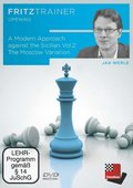A Modern Approach against the Sicilian: The Moscow Variation, DVD-ROM - Vol.2