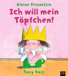 Kleine Prinzessin - Ich will mein Töpfchen!