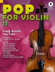 Pop for Violin, 1-2 Violinen - Bd.11