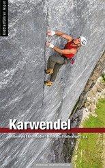 Alpinkletterführer Karwendel
