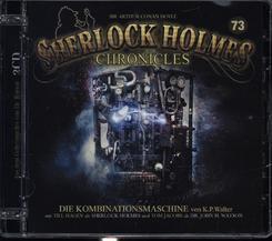 Sherlock Holmes Chronicles - Die Kombninationsmaschine