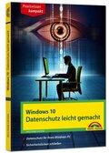 Windows 10 - Datenschutz leicht gemacht