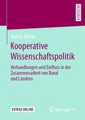 Kooperative Wissenschaftspolitik