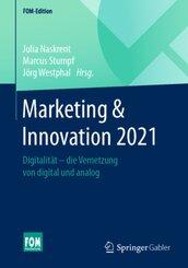 Marketing & Innovation 2021