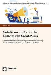 Parteikommunikation im Zeitalter von Social Media