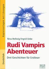 Rudi Vampir - Arbeitsheft.1