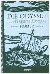 Die Odyssee, illustrierte Ausgabe
