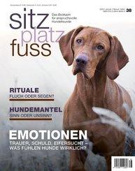 Sitz-Platz-Fuss: Emotionen; 38/2020