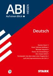Abi - auf einen Blick! Deutsch Hessen 2020/2021