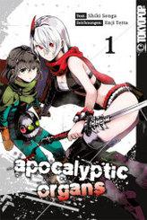 Apocalyptic Organs - Bd.1