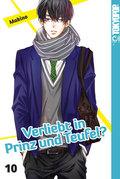 Verliebt in Prinz und Teufel? - Bd.10