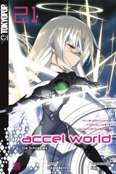 Accel World - Die Schneefee - Bd.21