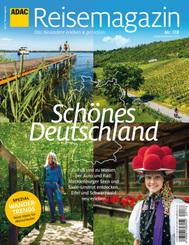 ADAC Reisemagazin Schwerpunkt Schönes Deutschland