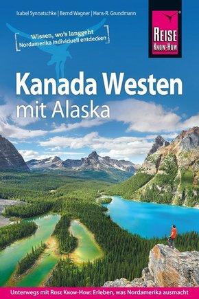 Kanada Westen mit Alaska