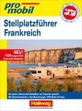 Stellplatz-Atlas Frankreich Promobil