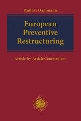 European Preventive Restructuring