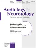 New Concepts in Electrical Stimulation in Vestibular Dysfunction