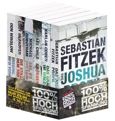 BILD am Sonntag Mega-Thriller 2020 100% HOCHSPANNUNG!, 6 Bände