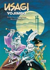 Usagi Yojimbo - Nebelverhangene Mondnacht