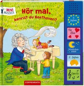 Hör mal, kennst du Beethoven?, m. Soundelementen