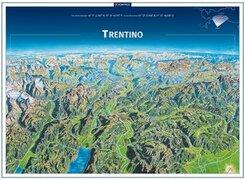 KOMPASS Panorama Trentino, Trento, Poster
