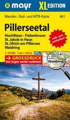 Mayr Karte Pillerseetal XL