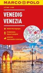 MARCO POLO Citymap Venedig 1:5.500