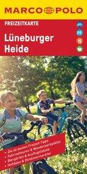 MARCO POLO Freizeitkarte Lüneburger Heide