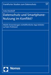 Datenschutz und Smartphone-Nutzung im Konflikt?