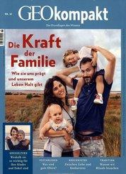 GEO kompakt: Die Kraft der Familie, m. DVD