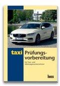 Prüfungsvorbereitung für Taxi- und Mietwagenunternehmer