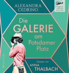 Die Galerie am Potsdamer Platz, 2 Audio-CD, MP3