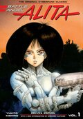Battle Angel Alita, Deluxe Edition - Vol.1