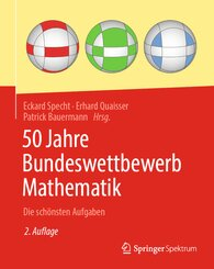 50 Jahre Bundeswettbewerb Mathematik