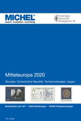 MICHEL Mitteleuropa 2020