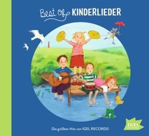 Best of Kinderlieder, 1 Audio-CD