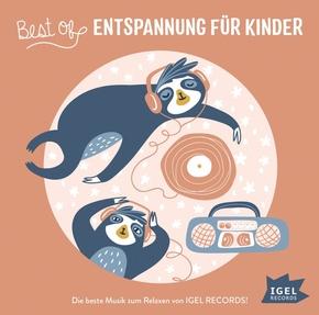 Best of Entspannung für Kinder, 1 Audio-CD