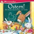 Ohrwürmchen. Ostern!, 1 Audio-CD