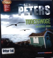 Todeswoge, 2 Audio-CD, MP3