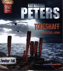 Todeshaff, 2 Audio-CD, MP3