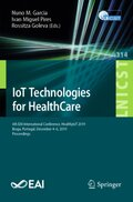 IoT Technologies for HealthCare
