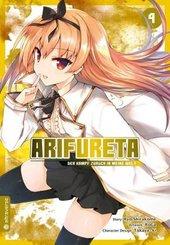 Arifureta - Der Kampf zurück in meine Welt - Bd.4